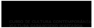 II Curso Cultura Contemporanea 2020 Logo